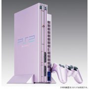 PlayStation2 Console Sakura Limited Edition (Japanese version) (Japan)