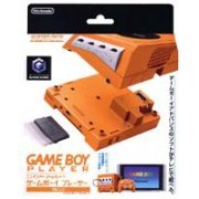 Game Cube Game Boy Player - Spice Orange (Japan)
