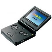 Game Boy Advance SP - Black (220V)