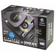 Game Cube + Game Boy Player Enjoyment Plus Pack - Jet Black (Japan)