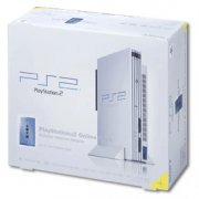 PlayStation2 Console Satin Silver (SCPH-50005 SS/N) (Korea)