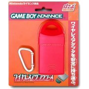 Wireless Adapter Carrying Case (fire red)