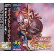 Fighter's History Dynamite (Japan)