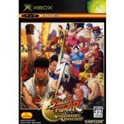 Street Fighter Anniversary Collection (Japan)