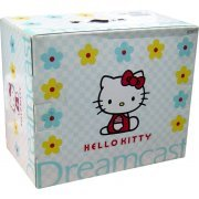 Dreamcast Console - Hello Kitty Special Edition Bundle blue version (Japanese version) preowned (Japan)