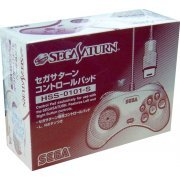 Saturn Joypad - white preowned (Japan)