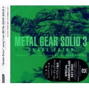 Metal Gear Solid 3 Theme Song: Snake Eater [MAXI] (Japan)