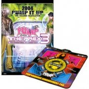 Pump it up 7th PREX 3 (w/ Dancing Mat) (Korea)