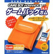 Game Bag Gum Candy Toy (orange)