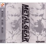 Metal Gear Solid Original Game Soundtrack (Japan)