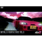 Initial D Fourth Stage Vol.6 (Japan)