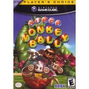 Super Monkey Ball (Player's Choice) (US)