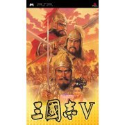Sangokushi V / Romance of the Three Kingdoms V (Chinese Version) (Asia)