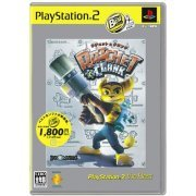 Ratchet & Clank (PlayStation2 the Best) (Japan)