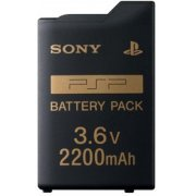 PSP PlayStation Portable Battery Pack (2200mAh)
