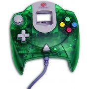 Dreamcast Controller (clear green) (US)