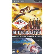 Stealth feat. Wipeout Pure Stealth Edition [UMD Movie + PSP Game] (Japan)
