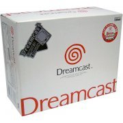 Dreamcast Console - D-Direct Silver Special Edition (Japanese version) preowned (Japan)