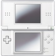 Nintendo DS Lite (Crystal White) - 110V (Japan)