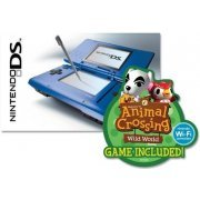 Nintendo DS (Animal Crossing Electric Blue DS Bundle) - 110V (US)