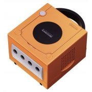 Game Cube Console - Spice Orange (Korea)