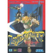 LandStalker: The Treasures of King Nole (Japan)