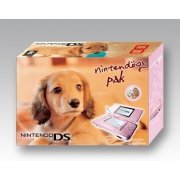 Nintendo DS (Nintendogs: Dachshund & Friends Bundle) - 220V (Europe)