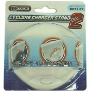 Cyclone Charger Stand 2 - Ceramic White
