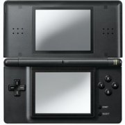 Nintendo DS Lite (Jet Black) - 110V (Japan)
