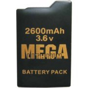 Mega Battery Pack 2600mAh