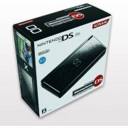 Nintendo DS Lite (Winning Eleven DS Jet Black Special Edition) - 110V (Japan)