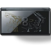 Nintendo DS Lite (Pokemon Center Special Edition - Jet Black) - 110V (Japan)