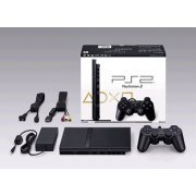 PlayStation2 Console Charcoal Black (SCPH-77000CB) (Japan)
