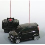 Aero R/C Remote Black Daihatsu Move Custom