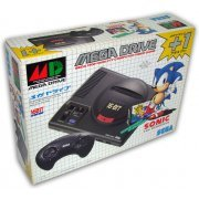 Mega Drive Console [Sonic the Hedgehog Pack] preowned (Japan)