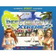 Dead or Alive Xtreme Beach Volleyball 2 Calendar (US)