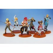 Tales of the Abyss One Coin Grande Figure Collection (Re-run) (Japan)