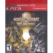 Mortal Kombat vs. DC Universe (Greatest Hits) (US)