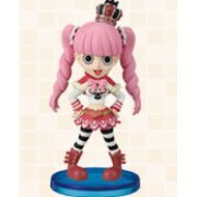 One Piece World Collectable Pre-Painted PVC Figure vol.3: TV022 - Perona (Japan)