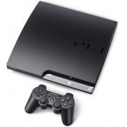 PlayStation3 Slim Console (HDD 160GB Model) - 110V (Japan)