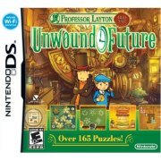 Professor Layton and the Unwound Future (US)