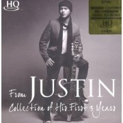 From JUSTIN - Collection of His First 3 Years [HQCD] (Hong Kong)