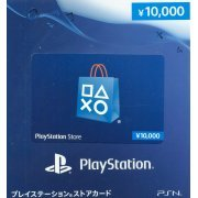 PlayStation Network Card (10000 YEN / for Japanese network only) digital (Japan)