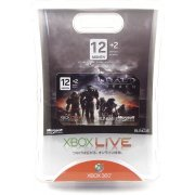 Xbox Live 12-Month +2 Gold Card (Halo Reach) (Japan)