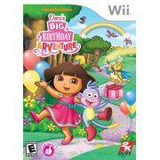 Dora the Explorer: Dora's Big Birthday Adventure (US)