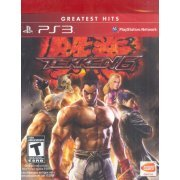 Tekken 6 (Greatest Hits) (US)