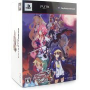 Makai Senki Disgaea 4 [Limited Edition] (Japan)