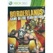 Borderlands: Game of the Year Edition (US)
