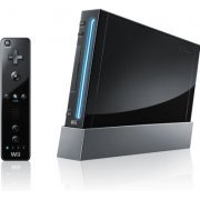 Nintendo Wii (for Japanese games only) (Black) (Japan)