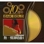 Leslie Cheung Passion Tour [10th Anniversary 24K Gold] (Hong Kong)